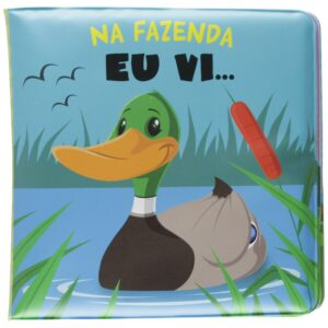 LIVRO BANHO NA FAZENDA EU VI (cod 27413)