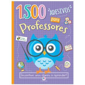 1500 ADESIVOS – INCENTIVE SEUS ALUNOS A APRENDER! (Cód: 10361)