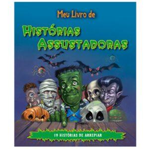 Meu livro de histórias assustadoras (Cód: 11294)