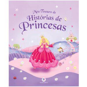 Meu tesouro de histórias de princesas (Cód: 11297)
