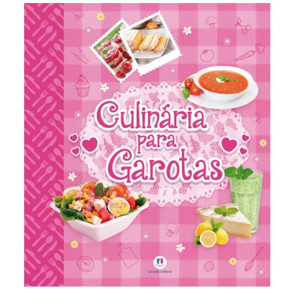 Culinária Para Garotas (Cód: 13352)