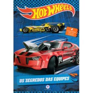 Quebra Cabeça Hot Wheels – Os segredos das equipes (Cód: 15011)