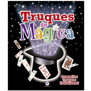 Truques de mágica – Ciranda (Cód: 16310)