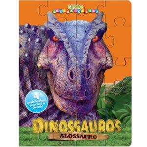 Quebra Cabeça Dino – Tiranossauro Rex (Cód: 16602)