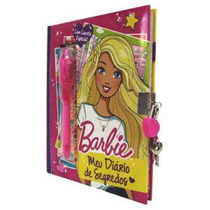 Meu diário de segredos – Barbie (Cód: 17031)
