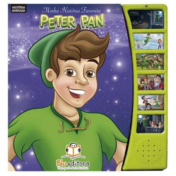 MINHA HISTORIA FAVORITA: PETER PAN