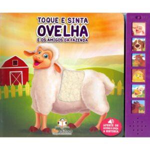 Toque e sinta sonoro – Ovelha (65151)