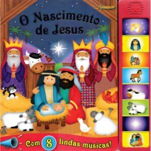 O NASCIMENTO DE JESUS – Sonoro (cód: 24201)