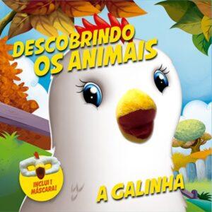 DESCOBRINDO OS ANIMAIS – GALINHA (cód: 25504)