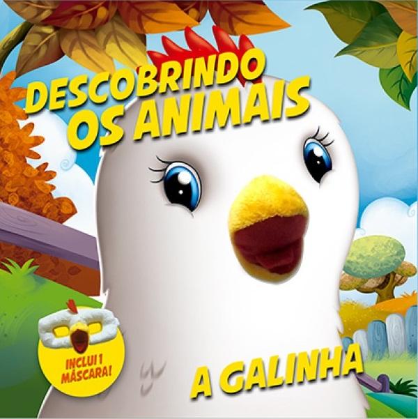 DESCOBRINDO OS ANIMAIS - GALINHA (cód: 25504)