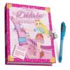 Diário Secreto Rosa com caneta mágica (Cód: 61031)
