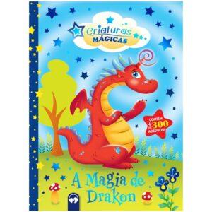 Criaturas Mágicas – A Magia de Drakon (Cód. 28413)