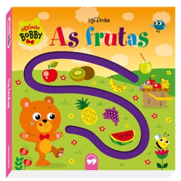 Siga a Trilha - As Frutas