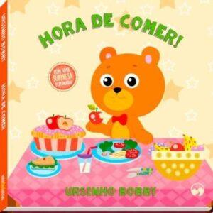 Ursinho Bobby – Hora de Comer! (Cód.: 28511)