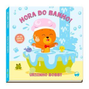 Ursinho Bobby Banho