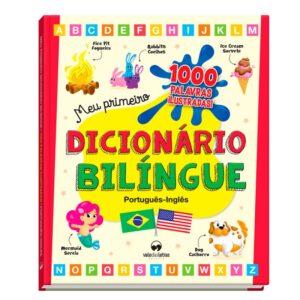 Meu Primeiro Dicionário Bilíngue (Cód: 28801)
