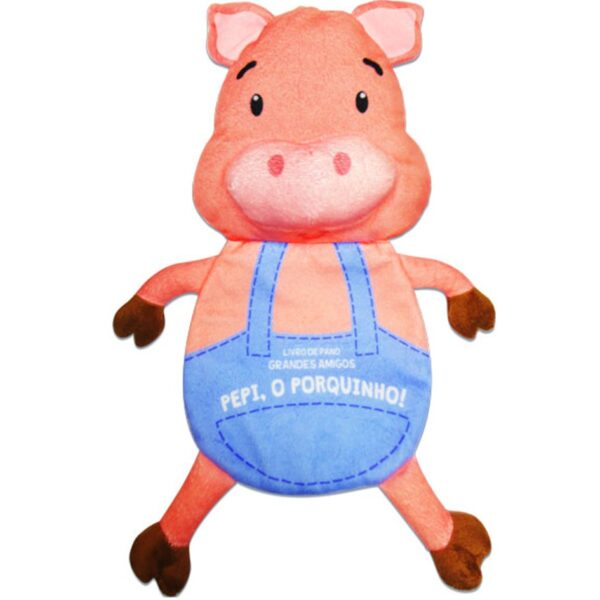 Grandes Amigos – Pepi, o Porquinho