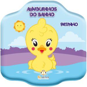 Amiguinhos do banho: Patinho  (Cód: 60444)