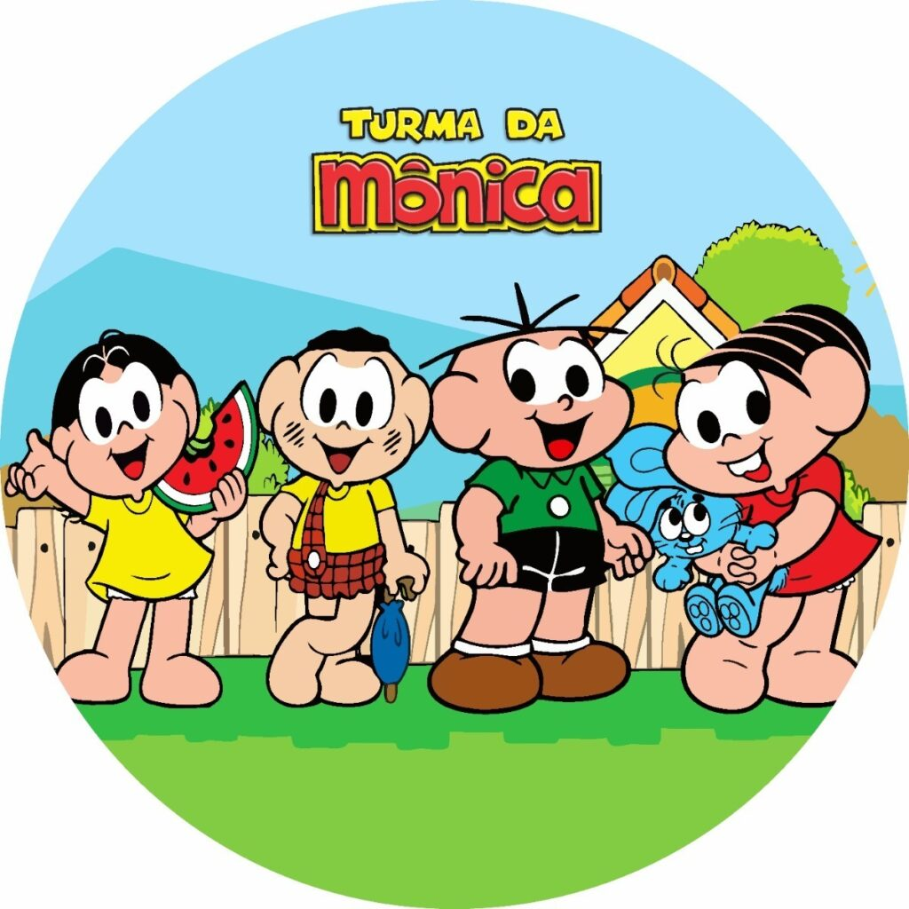 Categoria Turma da Mônica