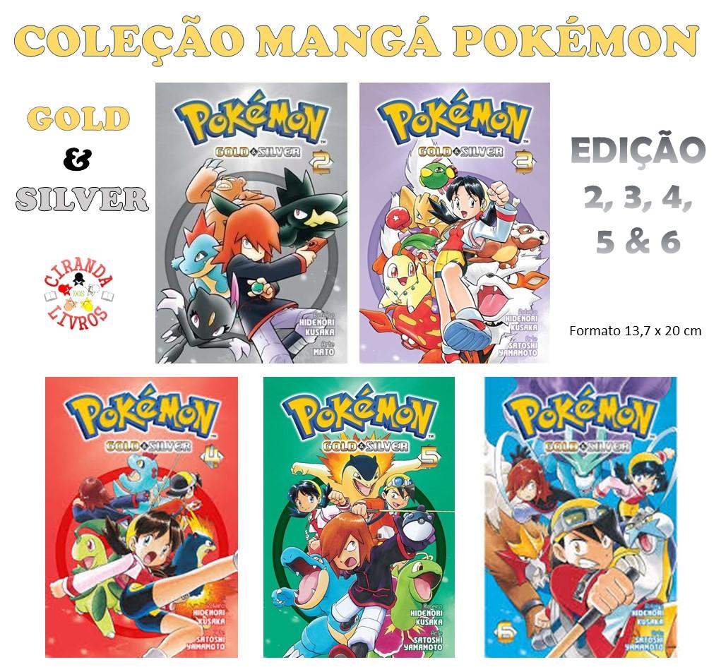Mangá Pokemon
