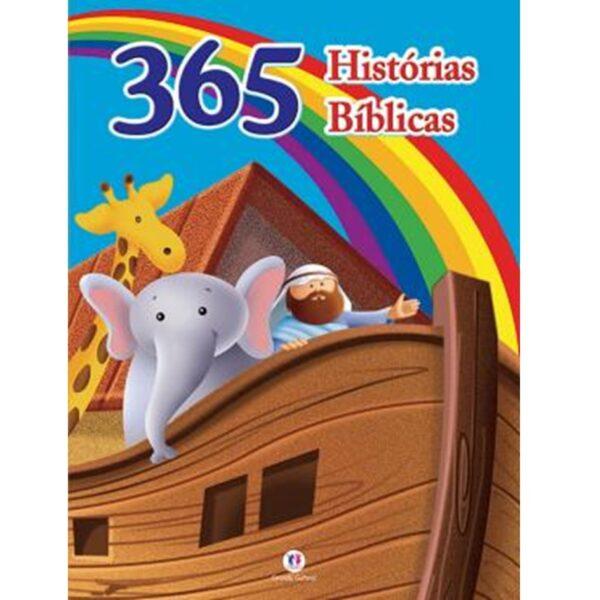 365 Histórias Bíblicas - Capa Almofadada