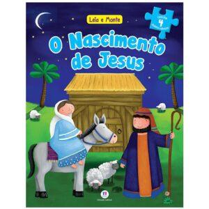 Quebra Cabeça Bíblico – O Nascimento de Jesus