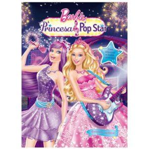 Quebra Cabeça Barbie – A Princesa Pop Star