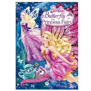 Quebra Cabeça Barbie – Butterfly e a Princesa Fairy