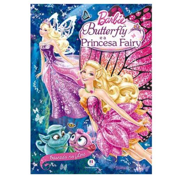 quebra cabeça barbie butterfly e a princesa fairy