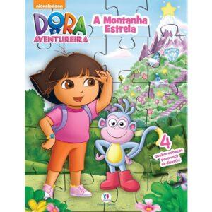 Quebra Cabeça – Dora – A Montanha Estrela