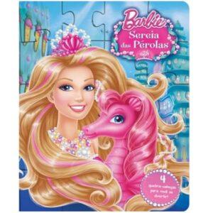 Quebra Cabeça Barbie – Sereia das Pérolas