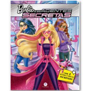 Quebra Cabeça Barbie – E as Agentes Secretas