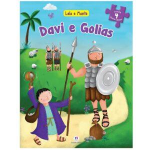 Quebra Cabeça Bíblico – Davi e Golias