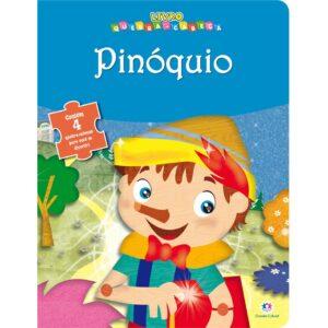 Quebra Cabeça – Clássicos – Pinoquio