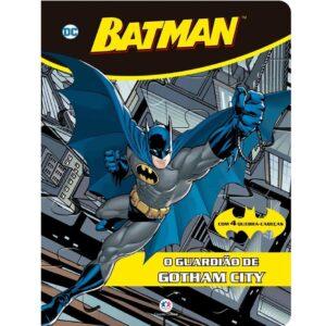 Quebra Cabeça – Batman – O Guardião de Gotham City