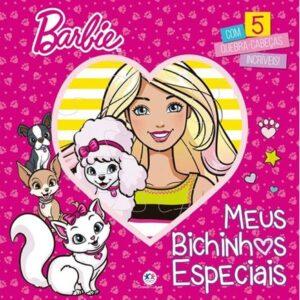 Quebra Cabeça Barbie – Meus Bichinhos Especiais