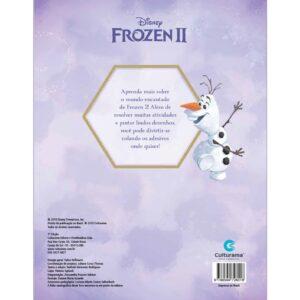 500 Adesivos Frozen 2
