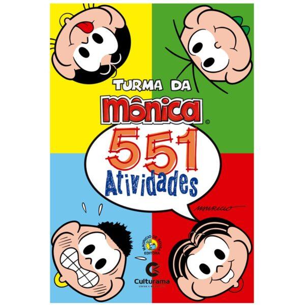 551 atividades monica