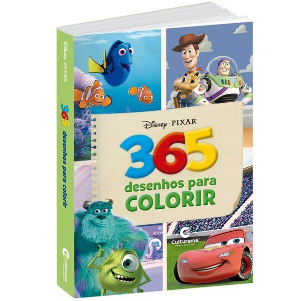 365 atividades Disney