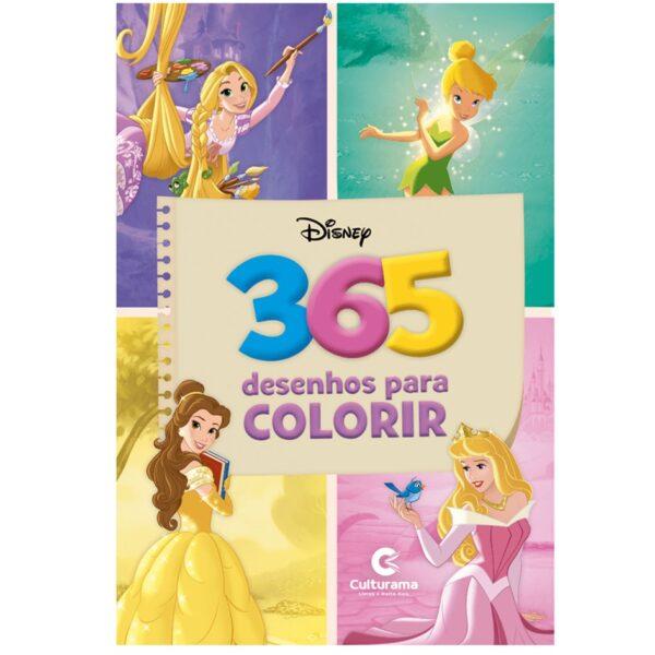 Colorir Disney Meninas