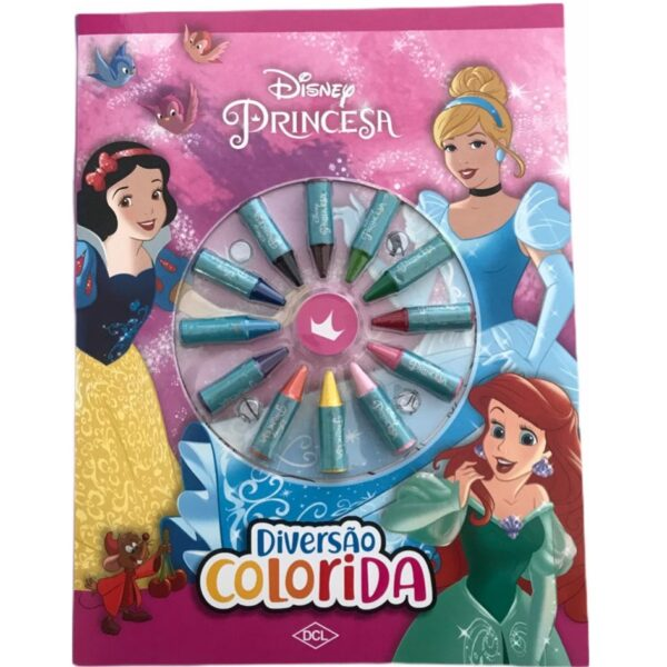 disney cores princesas