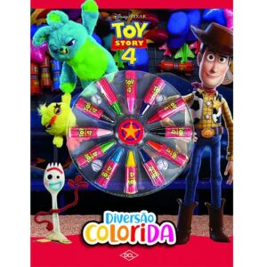 Disney – Cores – Toy Story 4