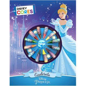 Disney – Cores – Cinderela