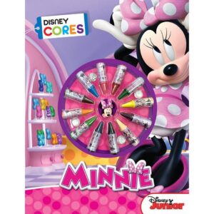Disney – Cores – Minnie Mouse