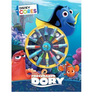 Disney – Cores – Procurando Dory