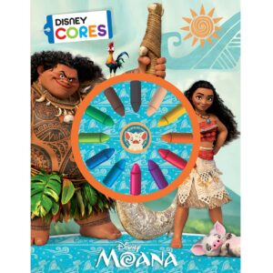 Disney – Cores – Moana