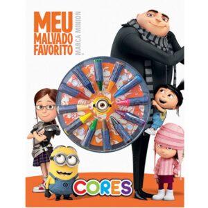 Disney – Cores – Meu Malvado Favorito