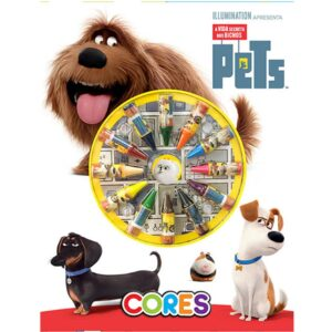 Disney – Cores – Pets