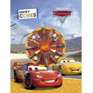 Disney – Cores – Carros 3