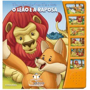 Lindas Fábulas para Ler e Ouvir: O Leão e a Raposa